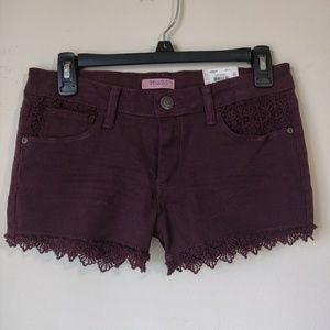 NWT Girls Sz 16 Shorts